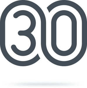30 years of continuous technology innovation logo