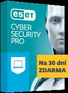 ESET Cyber Security Pro- krabice (trial verze)