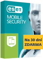 ESET Mobile Security - krabice (trial verze)