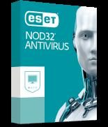 Caja ESET NOD32 Antivirus