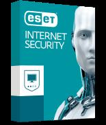 Caja de ESET Internet Security
