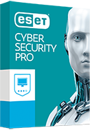 Eset Cyber Security Pro version d'essai gratuite en boite