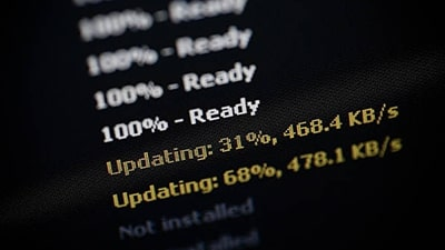 ESET, operációs rendszer, a böngészők és a további telepített szoftverek frissítése, naprakészen tartása
