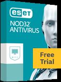 ESET Nod32 Antivirus box - Prova Gratuita