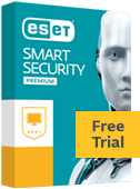 ESET Smart Security Premium box - Prova Gratuita