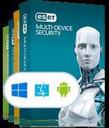 ESET Multi-Device Security image