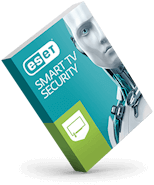 ESET Smart TV Security box