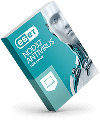 ESET NOD32 Antivirus 4 pre Linux Desktop