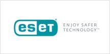 ESET turquoise - logo