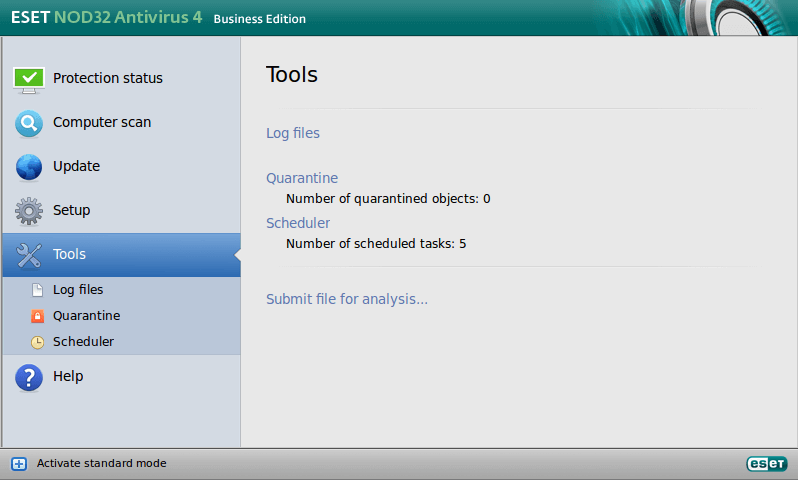 Nod32 Antivirus Business Edition For Linux Desktop Eset