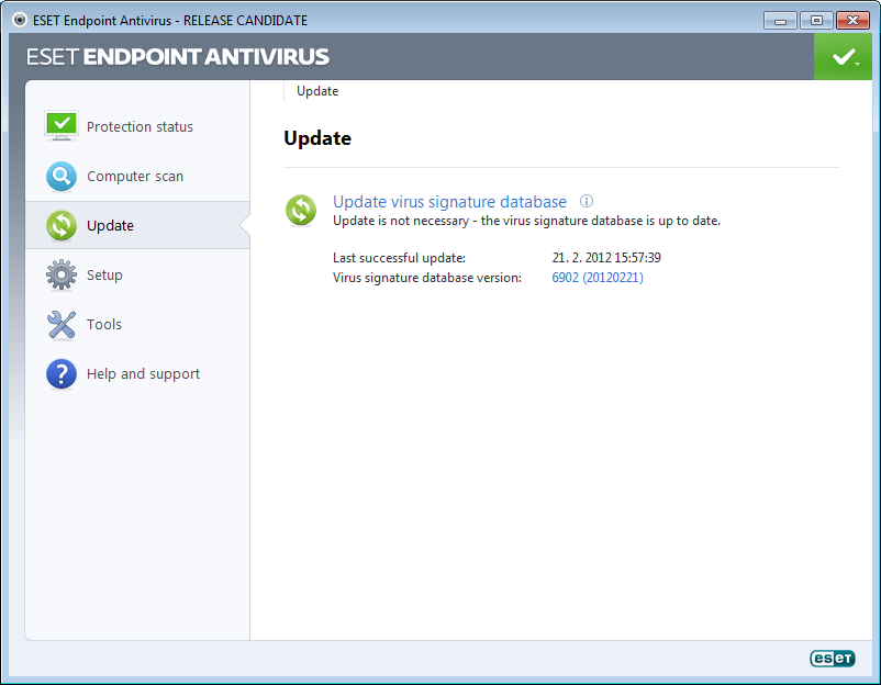 Business endpoint antivirus 5 for windows | eset.