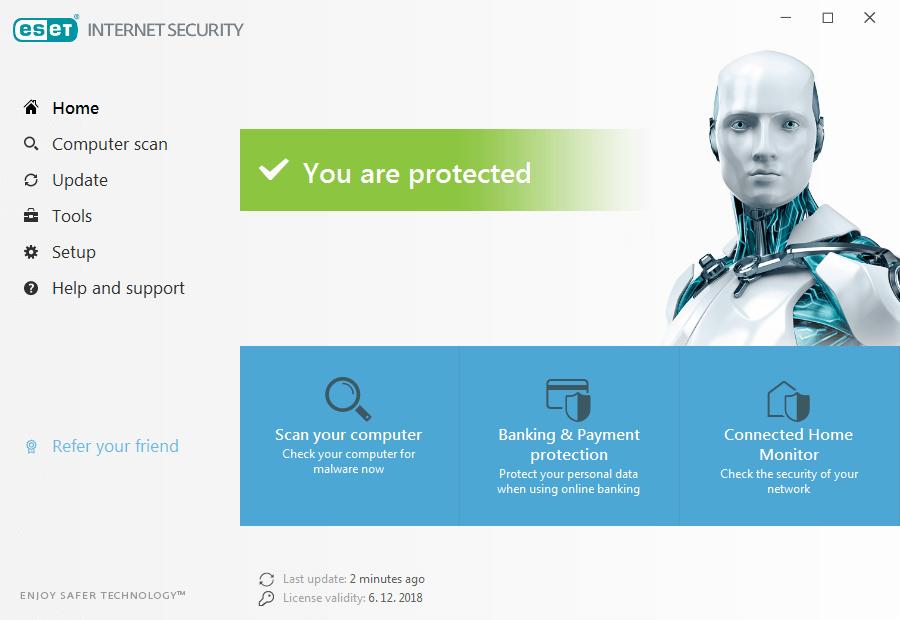 Resultado de imagen para ESET Internet Security 13