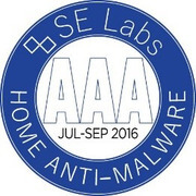 SE Labs logo badge