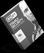 ESETファミリーセキュリティ・アンチウイルス