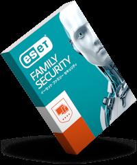 ESET ファミリーセキュリティ