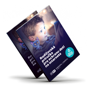 ESET Parental Control brožúra