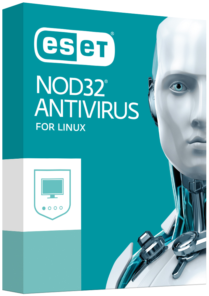 ESET®_NOD32®_Linux_Antivirus_1_Year