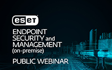 ESET Endpoint Security and Management (on premise)