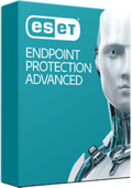 Boxshot of ESET Endpoint Protection Advanced