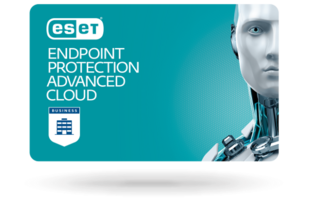 ESET Endpoint Protection Advanced Cloud bundle card