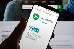Google Play Project-ESET