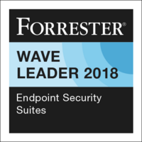 Forrester Wave™ Endpoint Security Suites logo