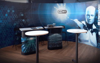 ESET stand ITBN
