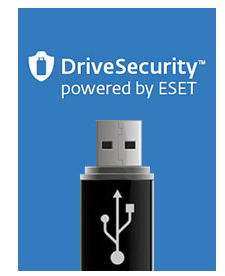 DriveSecurity™ powered by ESET