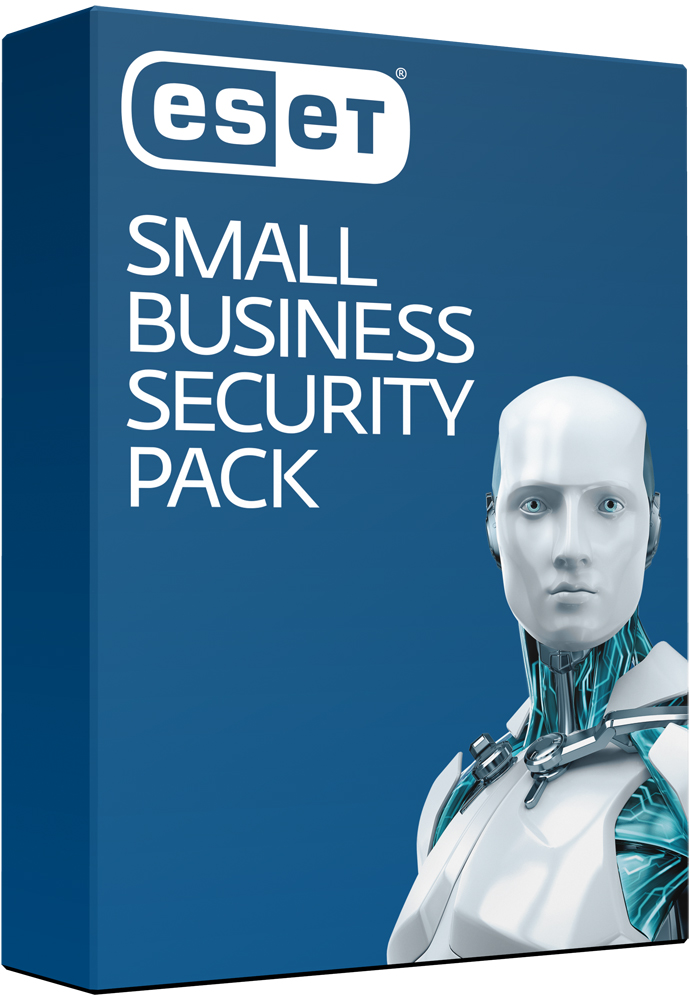 ESET Small Business Security Pack 1-year; 5-PC