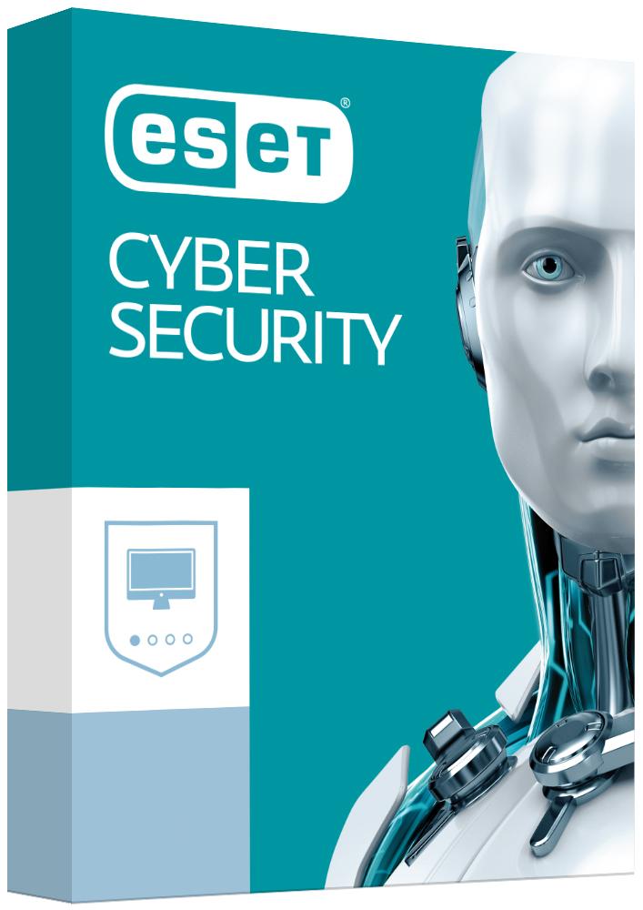 ESET Cyber Security Mac Antivirus 2-year; 1-Mac