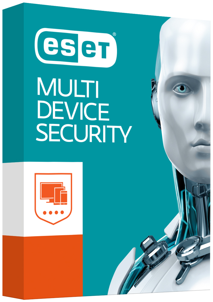 ESET Multi-Device Security - 1-year; 6-Devices